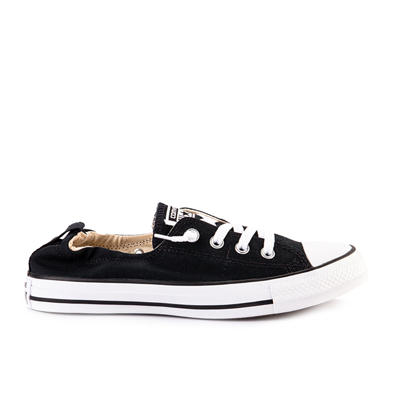 Jual CONVERSE Chuck Taylor All Star Shoreline - Black/White [EUR 39] 537081C JD.id