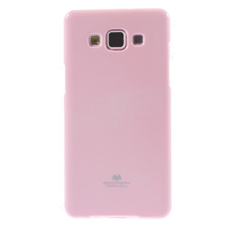Goospery Mercury Jelly Case For Samsung Galaxy Core 2 - Pink Pink