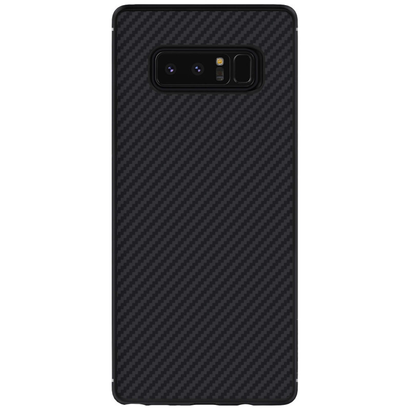 Jual NILLKIN Synthetic Fiber for Samsung Galaxy Note8 - Black Combo Cell - Mobile Phone