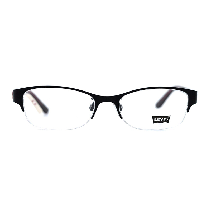 Jual LEVI S Kacamata Minus+Lensa ANTI RADIASI PC UV++420-5047 M S BLACK  DOFF Optik JOY 9784d02789