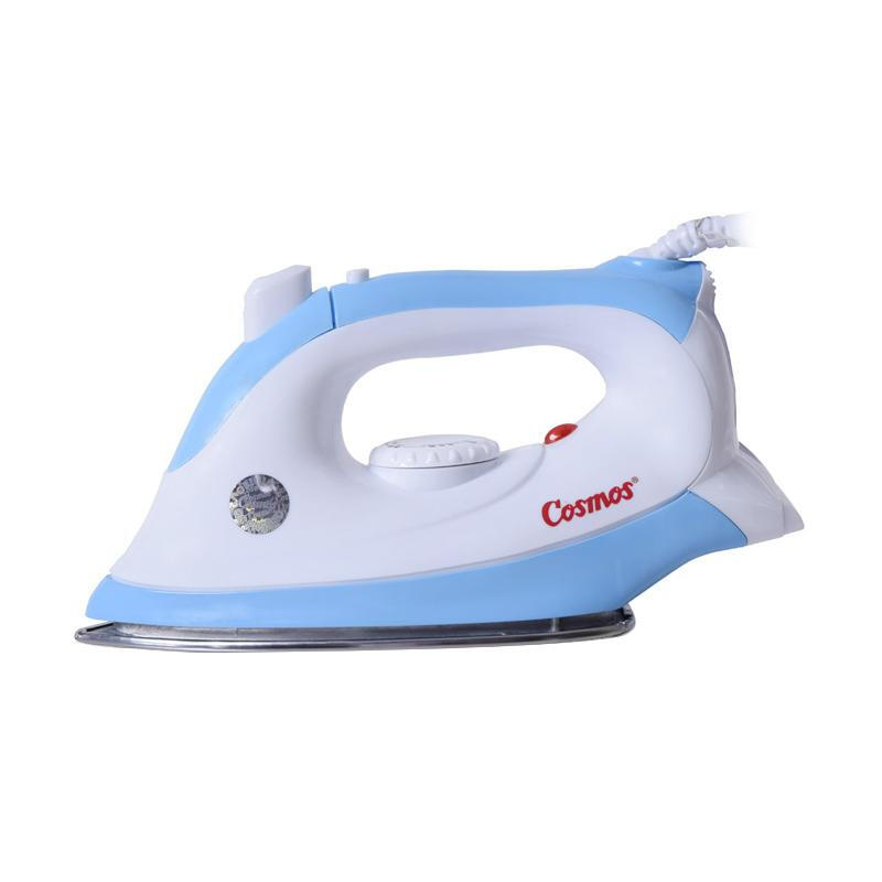 Cosmos CIS438 Setrika With Spray [400 Watt] Blue