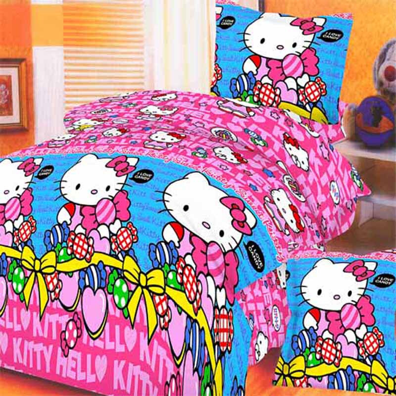 Rosewell Seprei Microtex  Kitty Candy 180 x 200 cm