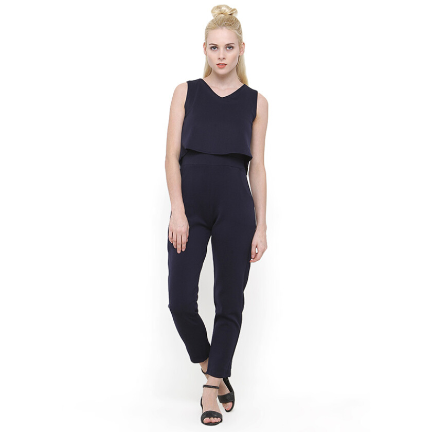 Shop At Banana Clarissa Jumpsuit - Black [One Size]