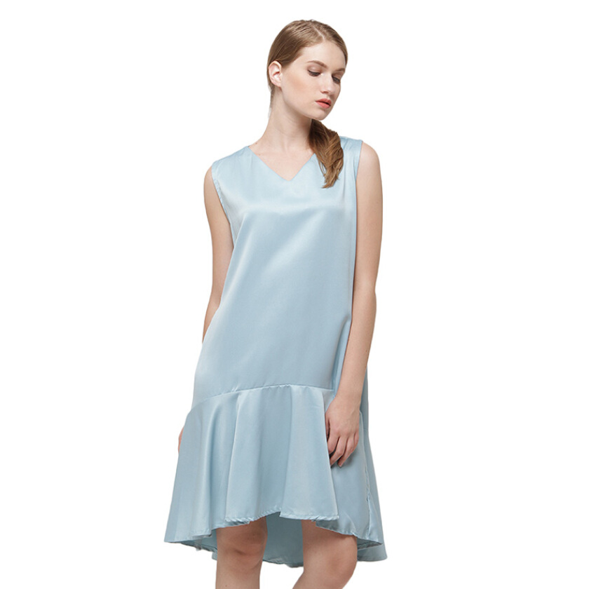 Shop At Banana Vanessa Dress - Blue [One Size]