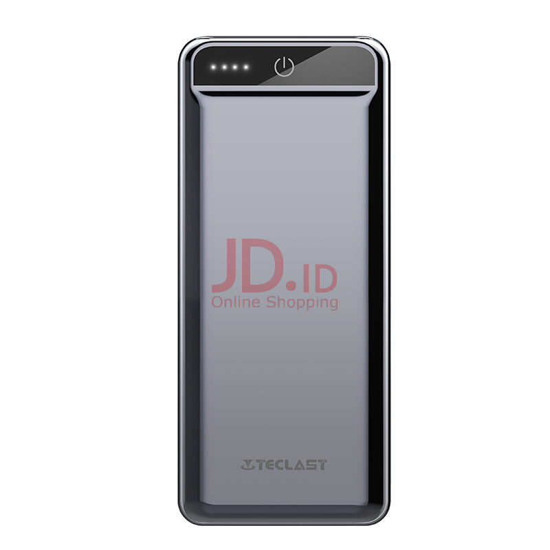 harga Teclast A20 Power Bank 20000mAh, External Battery for IOS, Android Smartphone Grey Jd.id