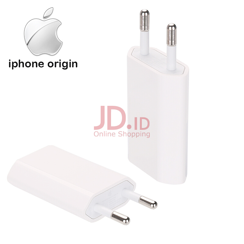 Jual Iphone 6 6s Apple Original Charger Charging Head White
