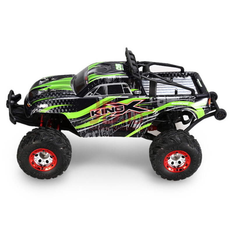 1 20 Scale Simulation Super Racing Cars With Beautiful: Jual Channel High Speed Crossing Car Off Road Racer (Green