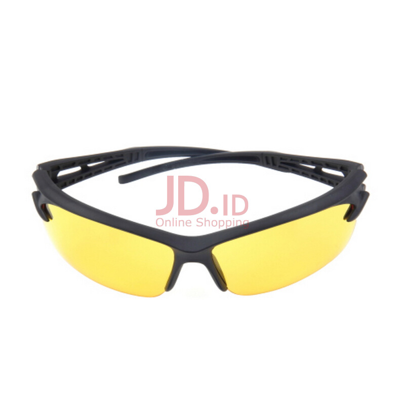 37787939dcaa Jual Security Explosion-proof UV 400 Sunglasses Sport Cycling Glasses  Goggles Kingstore