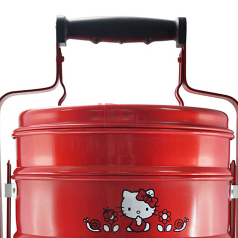 MASPION Tenong Kitty Colan 24/4Cm - Red