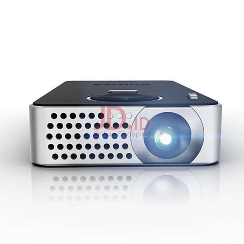 Jual philips pico projector ppx4350 wireless for Wireless micro projector