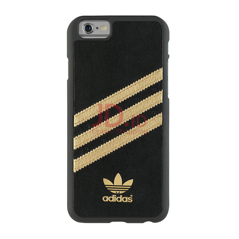 Jual ADIDAS Moulded Case for iPhone 6 Plus/6S Plus - Black ...