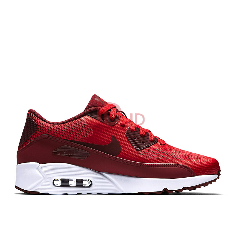 Jual NIKE Air Max 90 Ultra 2.0 Essential - Red/White [41] 875695