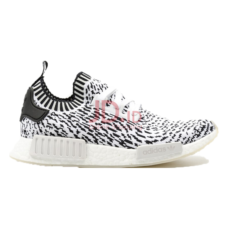 jual adidas nmd r1 primeknit zebra white 43 3 bz0219 sprt. Black Bedroom Furniture Sets. Home Design Ideas