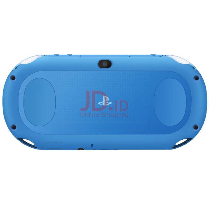 SONY PlayStation VITA New Slim Model PCH 2006 Region Asia - Aqua Blue