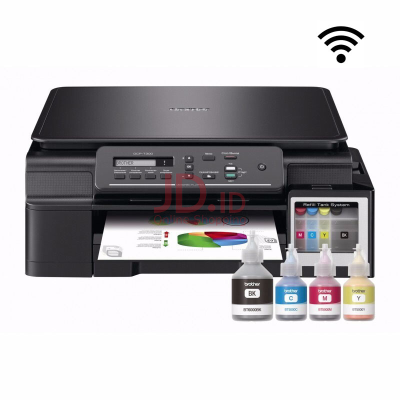 how to connect wifi to brother printer