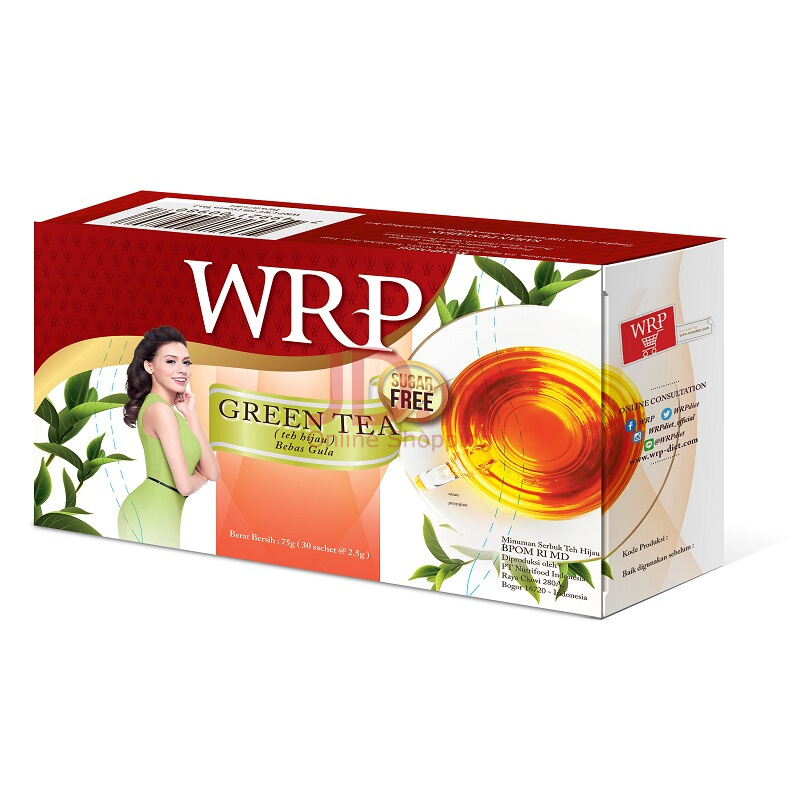 harga WRP Diet Tea 10s x 2.5g Jd.id