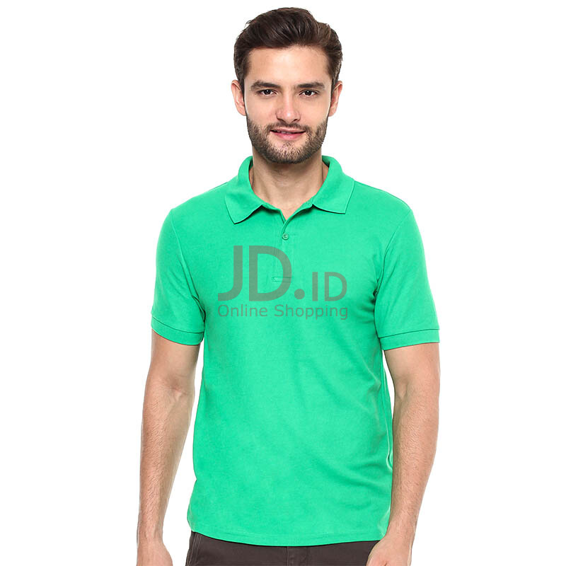 Jual Stylebasics Men 39 S Polo Shirt Irish Green S