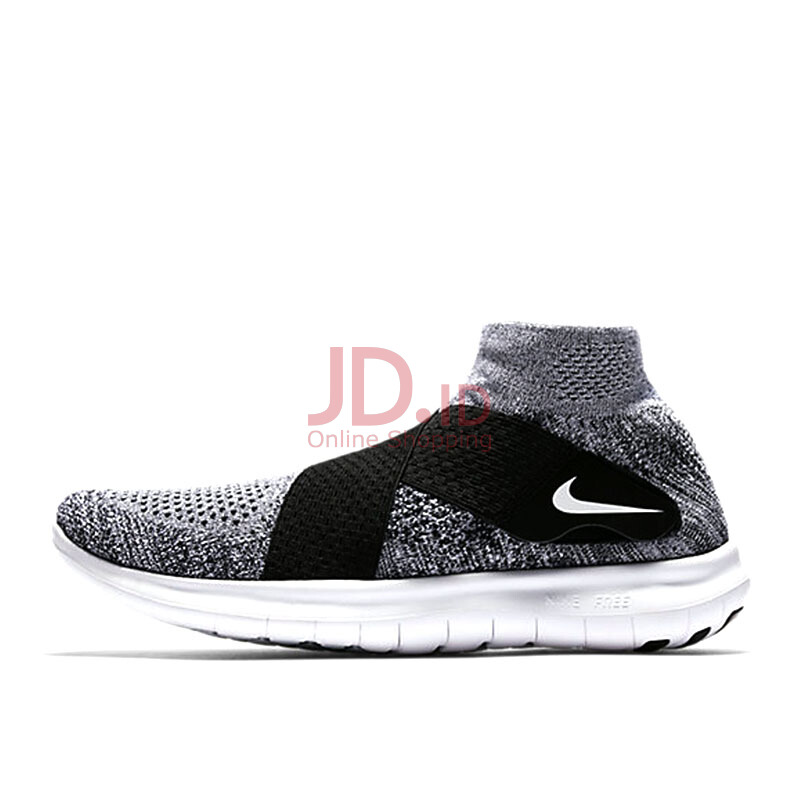 new concept d45c6 d74e7 ... free shipping jual nike free rn motion flyknit 2017 black pure platinum  wolf grey white 41