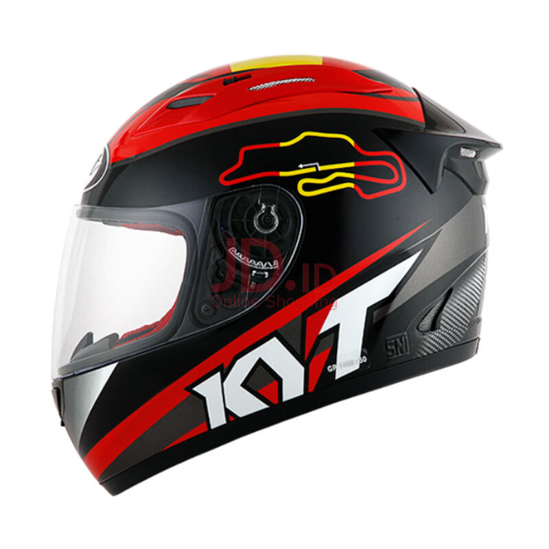 Jual KYT RC Seven 15 Spain GP Helm Full Face M Almerhelmet