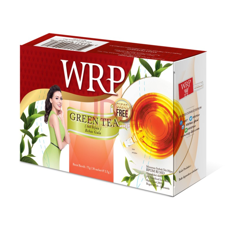 harga WRP Diet Tea 30s x 2.5g Jd.id