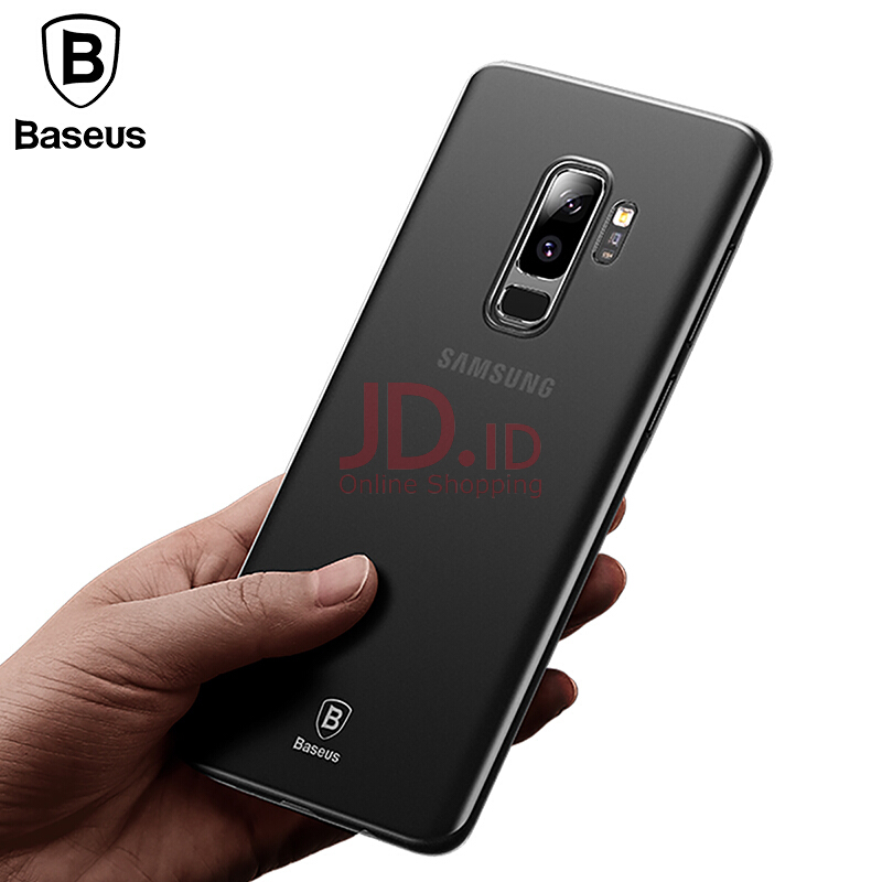Jual Baseus Samsung Galaxy S9 Plus Case Luxury Ultra Thin Matte PP Soft For Protective Cases