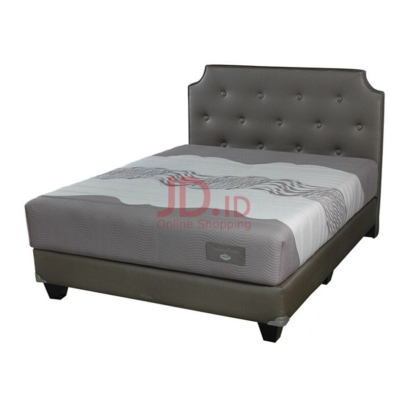 harga COMFORTA Luxury Pedic Mattress - 100 x 200cm - Full Set Jd.id