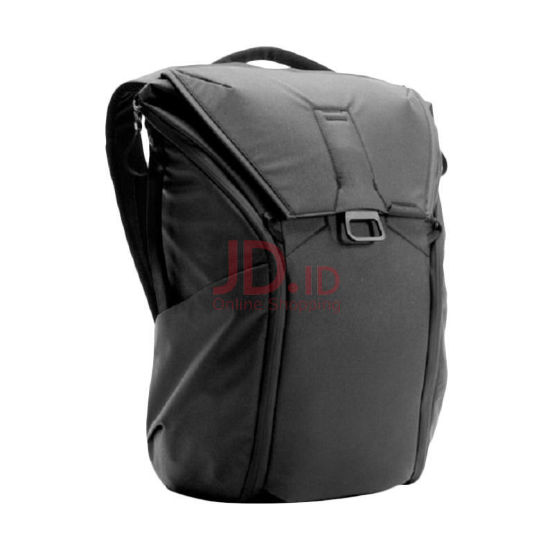 Jual Peak Design 20L Everyday Backpack Tas Kamera - Charcoal Black ... aff40d52f5