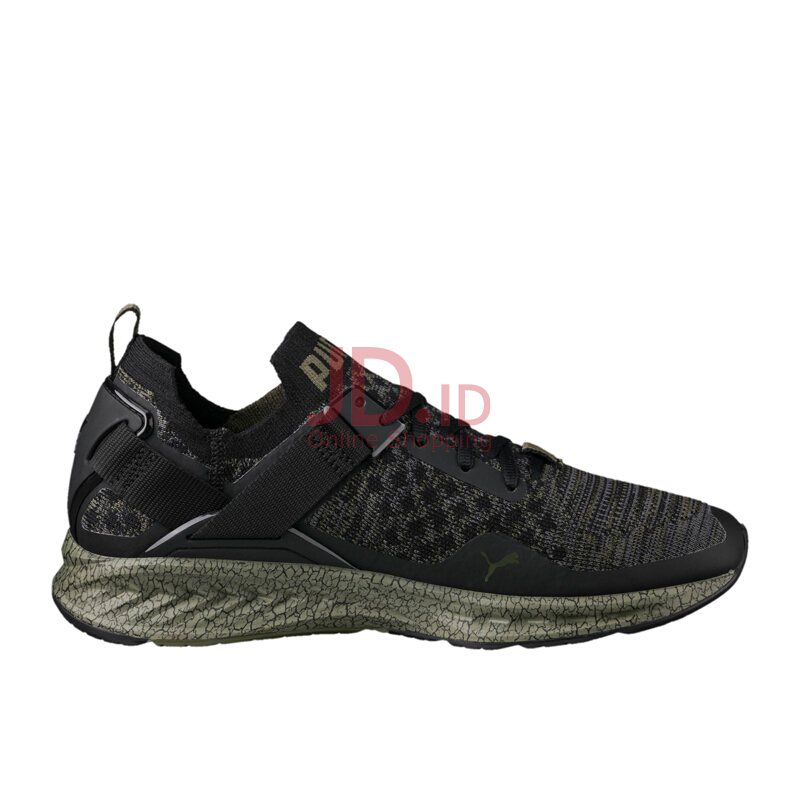 harga PUMA Ignite evoKNIT Low - Hypernature Black [UK 6] 18999303 Jd.id