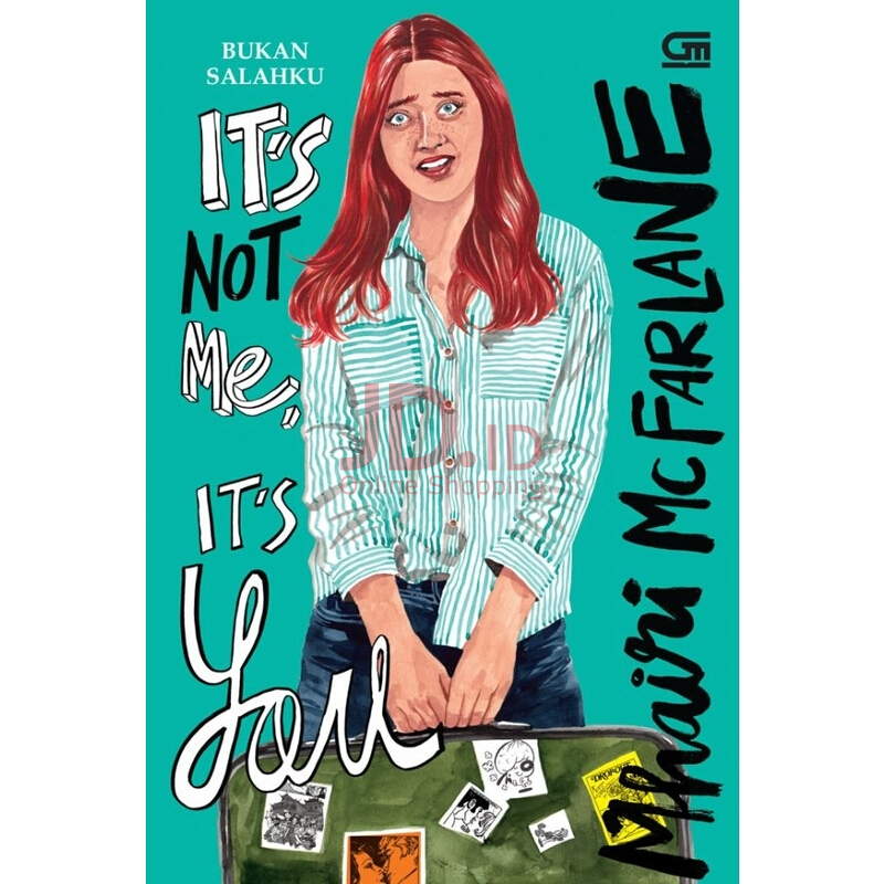 harga It's not Me, It's You (Bukan Salahku) - Mhairi McFarlane 618183006 Jd.id