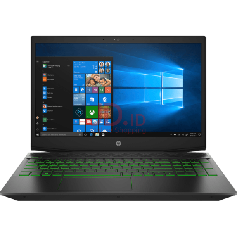 Hadiah III Laptop Gaming  HP Gaming Pavilion