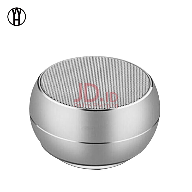harga WH R9 Portable Outdoor Sports Card Subwoofer Stereo Mini Wireless Bluetooth Speaker For xiaomi samsung huawei iPhone Grey Jd.id